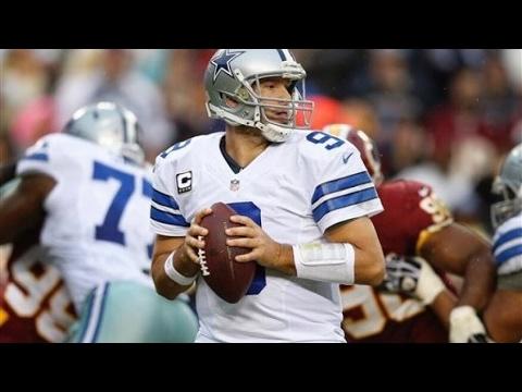 Tony Romo Released By Dallas Cowboys