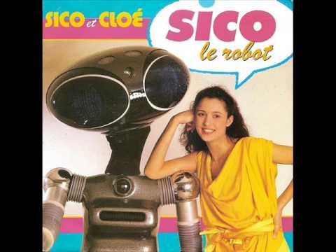 Sico et Cloé - Sico, le Robot