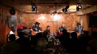 One Way Out Allman Brothers Band Tribute 荻窪Rooster 2014.12.17 松...