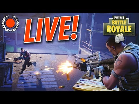 """SCHIETEN ALS EEN BAAS!"" - FORTNITE: BATTLE ROYALE - Livestream!"