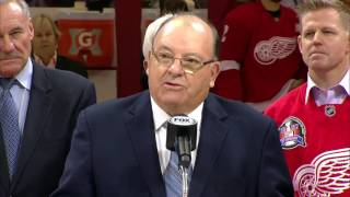 Honoring the 1997 Cup Champions: Scotty Bowman