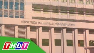 Khởi công xây dựng Bệnh viện Đa khoa huyện Cao Lãnh | THDT