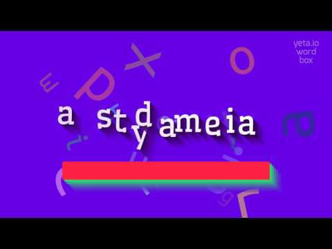 "How to say ""astydameia""! (High Quality Voices)"