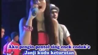 NGIDAM PENTOL REZA FEAT DANUNG 'DANGDUT KOPLO HOT TERBARU 2014'