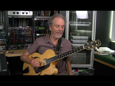 Two Minute Jazz Guitar #1: I Got Rhythm Changes part 1