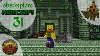 Jim Plays obsExplore Minecraft E31 - The Ancient Caverns Awaken