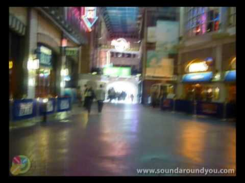 The sound of the Printworks