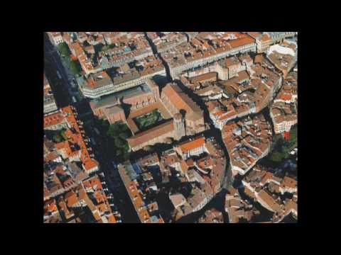 Toulouse, the pink city (HD)