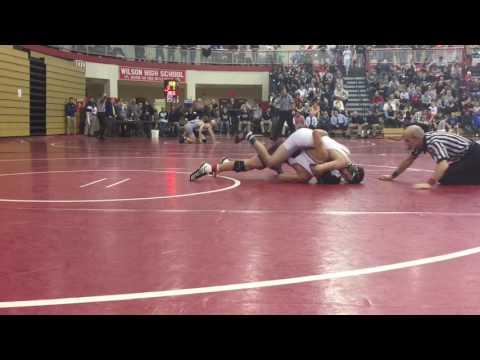 PIAA Class 2A Regional Wrestling Highlights - Dauer: 101 Sekunden