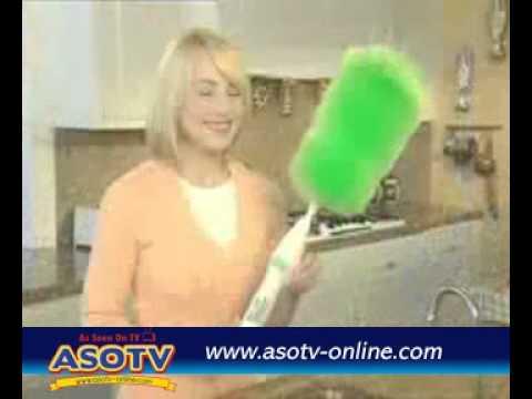 Четка за прах – Go Duster с 3 сменяеми приставки TV59 9