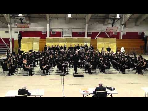 Imperial High School Concert Band      03 19 2016
