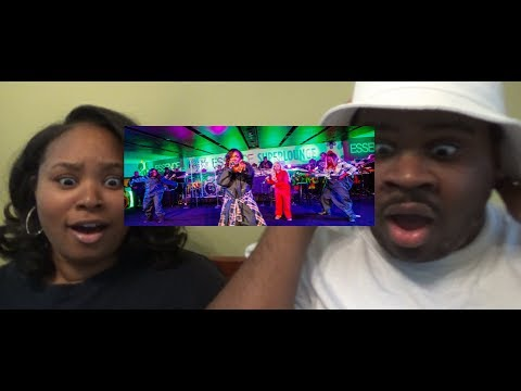 XSCAPE - MY LITTLE SECRET @ ESSENCE 2017 - REACTION