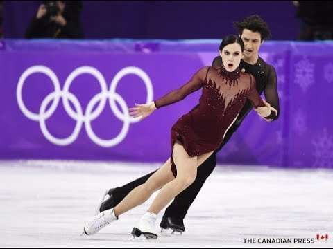 The world is obsessed with Tessa Virtue and Scott Moir's gold medal win