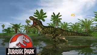 Jurrasic Park Operation Genesis Part 5