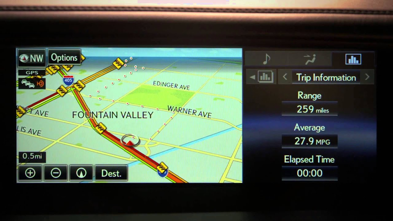 2015 gs ls navigation quick tips overview youtube rh youtube com LX 570 2013 GX 460
