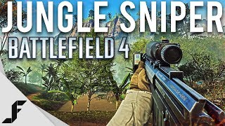 JUNGLE SNIPER - Battlefield 4