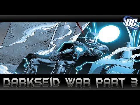 เทพค้างคาวถือกำเนิด! Darkseid War Part 3 - Comic World Daily