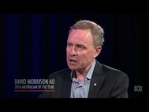 ABC News Special: Australian Of The Year 2016 David Morrison