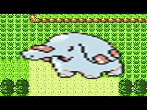 How to find Phanpy in Pokemon Crystal