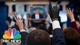 Trump, White House Coronavirus Task Force Holds News Conference | Nbc News  Live Stream Recording