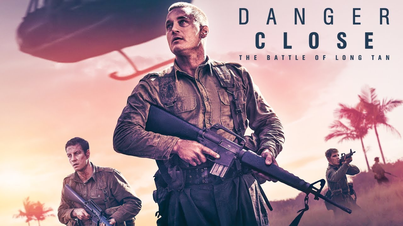 Danger Close-The Battle of Long Tan (2019)