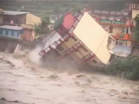 Flash Floods Landslide Disasters