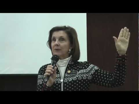 State Senator Gail Schwartz Host a