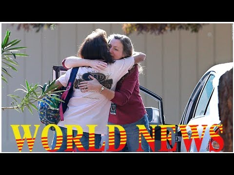 [World News] 5 things for November 15: california massacre, zimbabwe, same-marriage