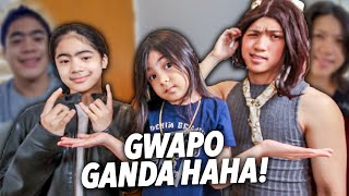 FACEAPP Transformation In REAL LIFE!! (Grabe To Haha!) | Ranz and Niana