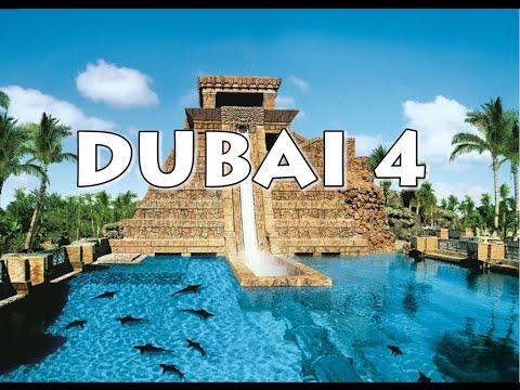 El Mejor Parque Acuático de Dubai, Atlantis | UAE #4