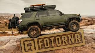 LEGENDARY 4Runner Overland AF Build - FOTORNR's Toyota 4Runner Rig Walkaround