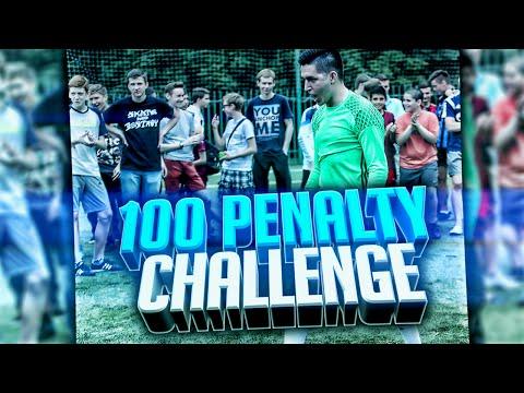 видео: 100 PENALTY CHALLENGE