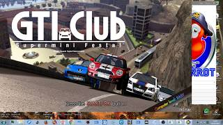 PC ARCADE  GTI CLUB 3 SUPERMINI FESTA! MONEY RUN PARTY GAME 2018 UK ARCADES 1080p 60fps