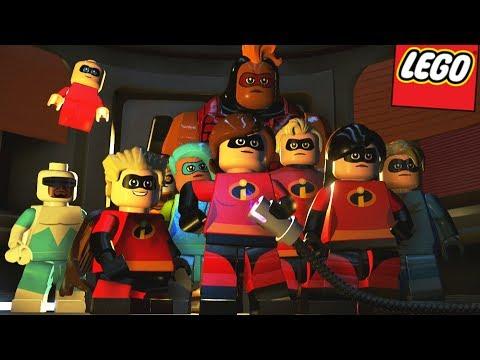 LEGO Os Incríveis - Final EMOCIONANTE em Família!!!! #7 (Gameplay em Português Dublado) thumbnail