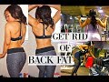 FULL BACK WORKOUT - SHRED & TONE YOUR BACK!