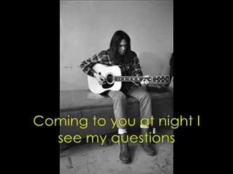 I believe in you - neil young