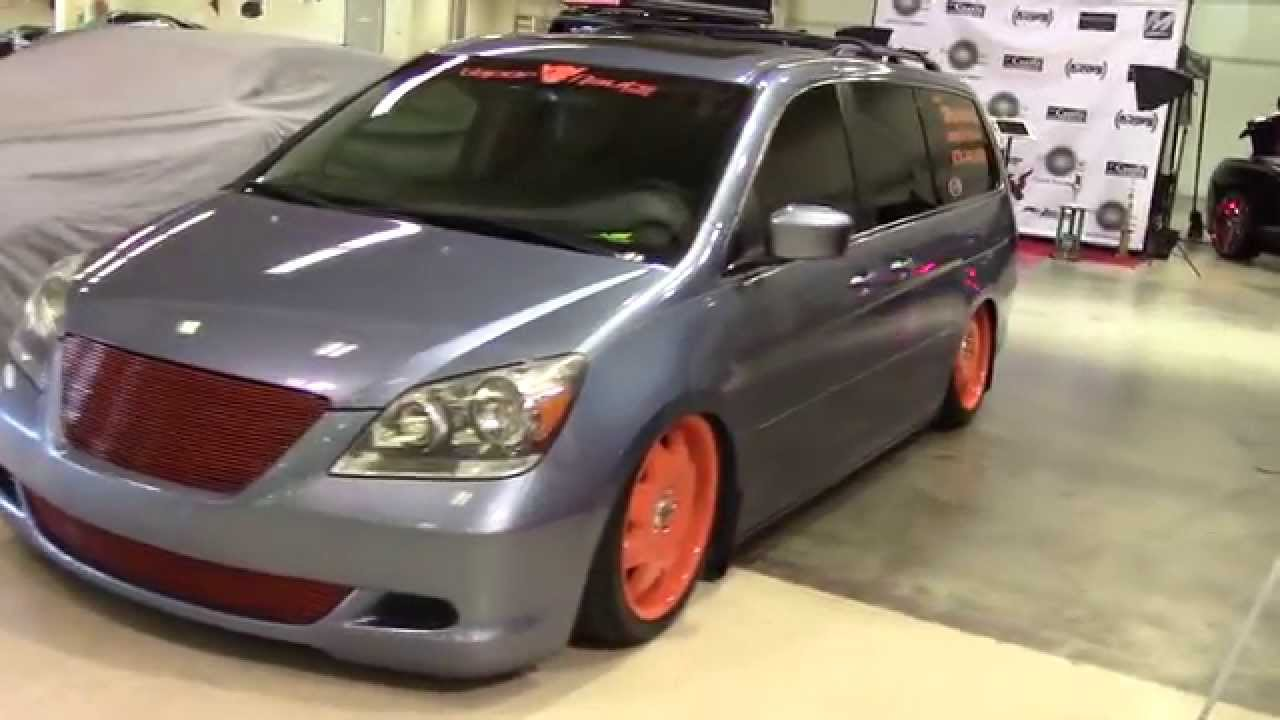 SLAMMED HONDA ODYSSEY AND MORE CARS AT NOPI