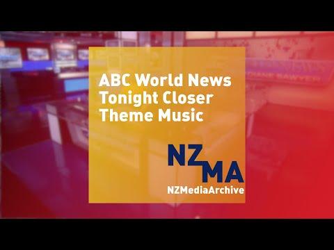ABC World News Tonight Closer Theme