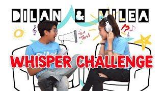 Whisper Challenge Dilan vs Milea