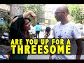 Indian Girls And Boys On Having A Threesome?