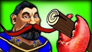 Сила Крабов в Warcraft 3