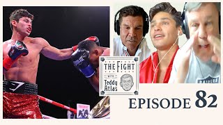 Ryan Garcia Interview wİth Teddy Atlas | Ep 82 THE FIGHT with Teddy Atlas
