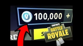 Urgent!! EARN V-BUCKS FOR FREE AT FORTNITE TOTALLY FREE EASY AND FAST