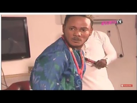 """Oops!!!  Frank Artus Slaps Late King's Queen For Challenging His Decision In """" Tears Of A King """""""