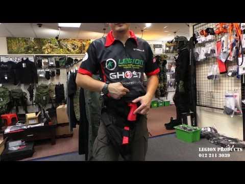 DANAPER Defender CCW handgun waistpouch
