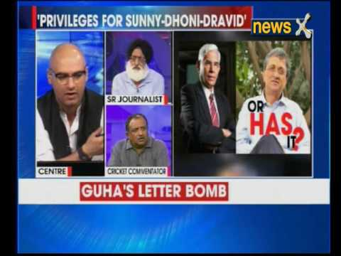 Nation at 9: Ram Guha resigns from CoA, says conflict of interest rampant