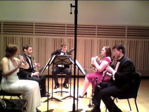 Rite of Spring for Wind Quintet (Part 1, 1/2)