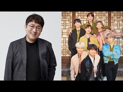 Bang Shihyuk Got Recognition from Billboard as the 'International Power Players'