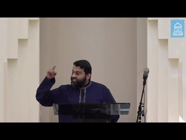 Yearning for Hajj | Shaykh Dr. Yasir Qadhi Jumuah Khutbah