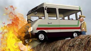 Feuerwehrmann Sam ⭐️ Steig aus dem Bus! Schnell! 🔥 Neue Folgen | Zeichentrick für Kinder